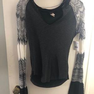 Bell Sleeve Free People Sweater